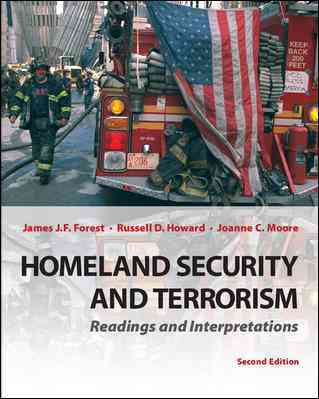 Homeland Security and Terrorism By Forest, James/ Howard, Russell/ Moore, Joanne